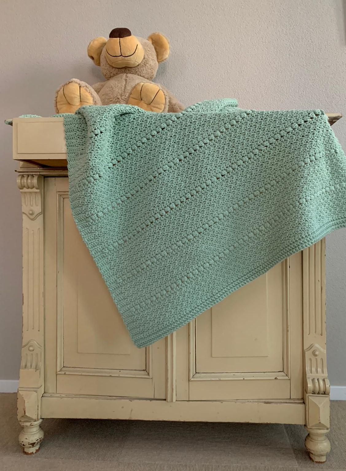 Baby blanket 'Lima' – 11