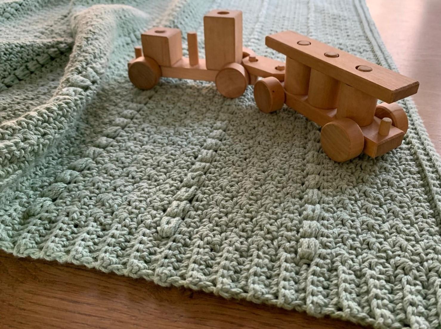 Baby blanket 'Lima' – 12
