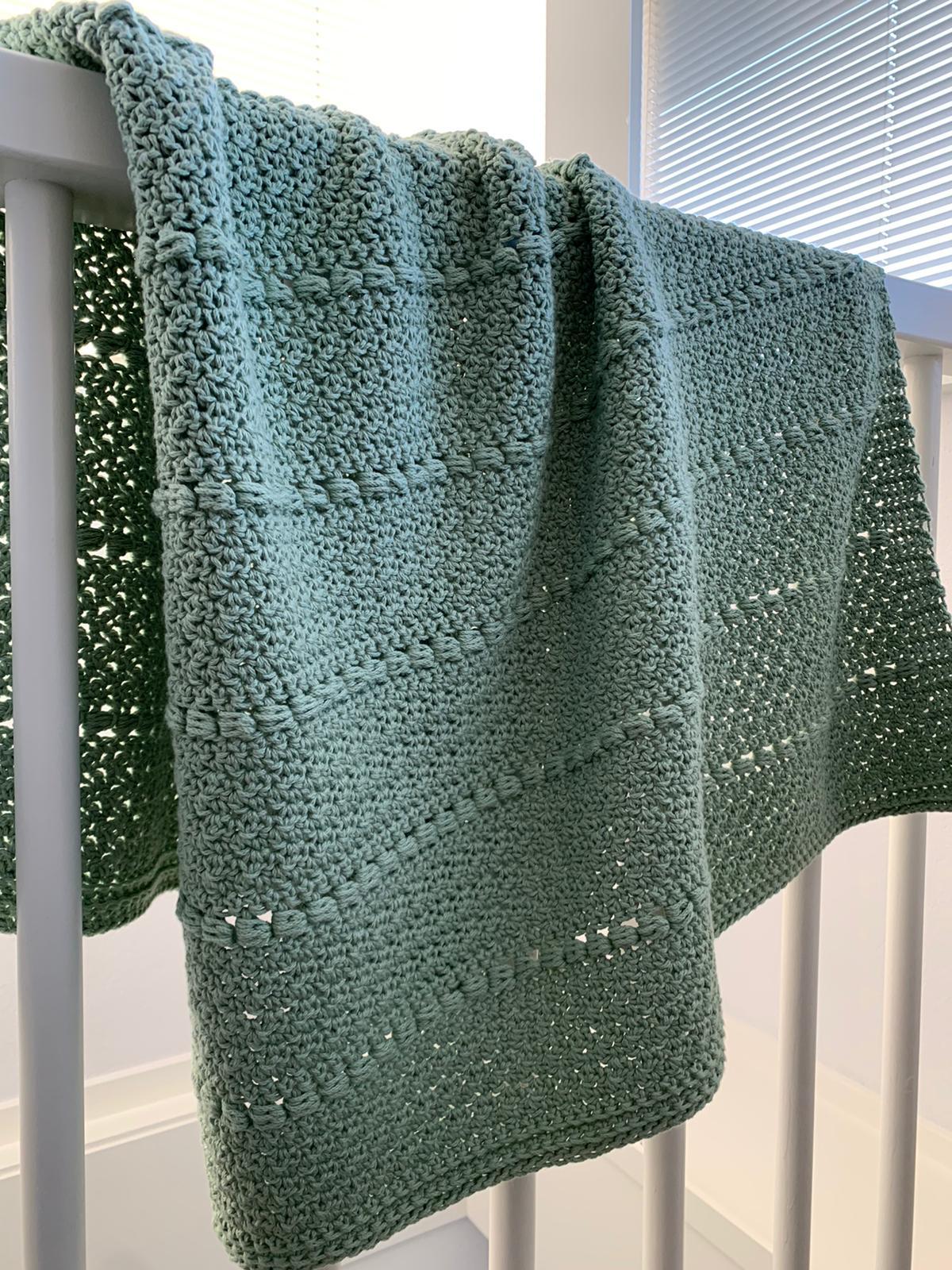 Baby blanket 'Lima' – 2