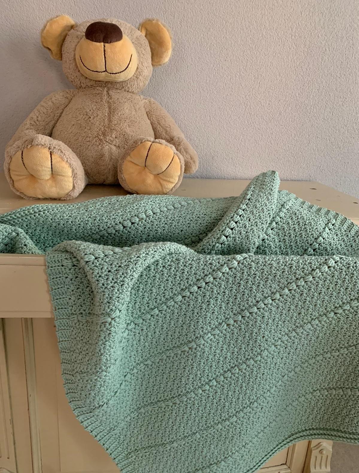 Baby blanket 'Lima' – 6